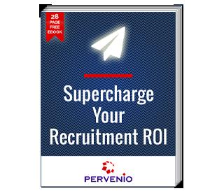Recruitment ROI Ebook Cover
