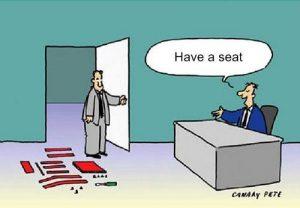 Funny Interview Scenario