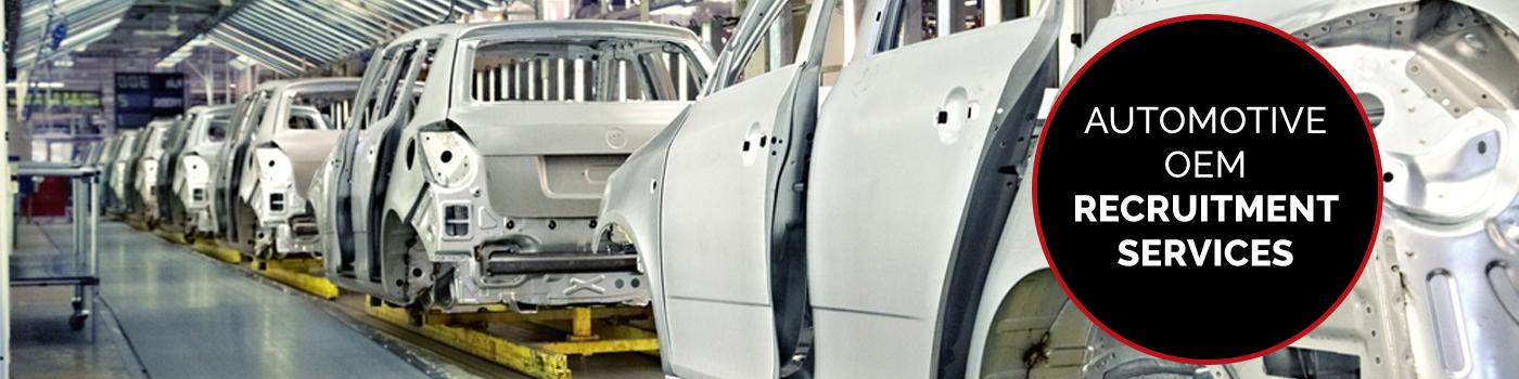 Automotive OEM Recruitment Services